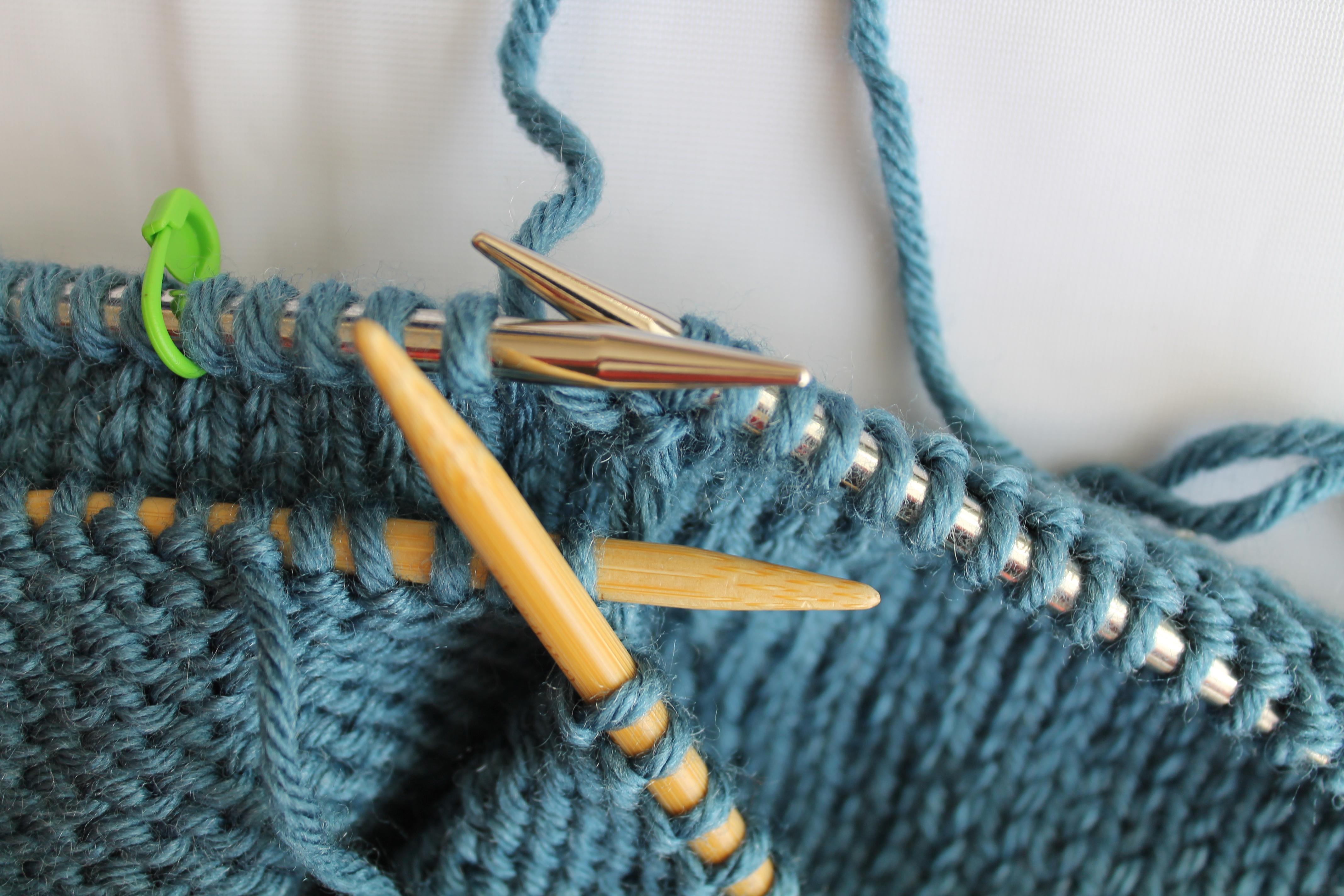 Как пользоваться счетчиком рядов для вязания. Виды 9